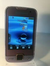 Samsung Preston Blade GT-S5600 - Lilac (Unlocked) Mobile Phone