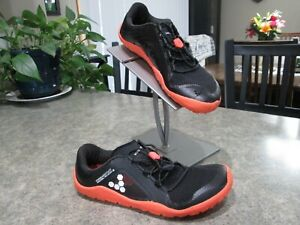 Womens VIVOBAREFOOT Primus Trail Firm Ground Trail Mesh Shoes Size 39L US 8