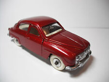 VINTAGE FRENCH DINKY TOYS #156 SAAB 96 MECCANO LTD , RESTORED TO NEAR MINT
