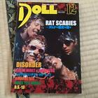 Doll Talking about the history of Damned and other magazines from Japan