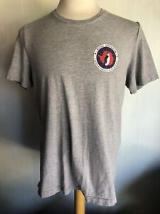 ROSS STATION - NATIONAL INSTITUTE OF SCIENCE - ANTARCTICA Official T-Shirt Large