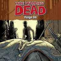 ROBERT KIRKMAN - THE WALKING DEAD TEIL 4  CD NEW