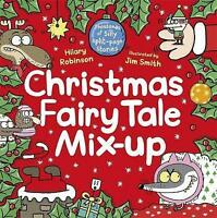 Christmas Fairy Tale Mix-Up by Robinson, Hilary, NEW Book, FREE & Fast Delivery,