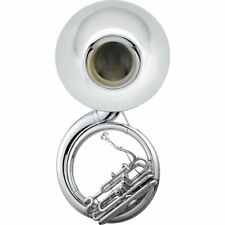 Jupiter Sousaphone Quad 4 Valve Brass BBb Model 590S