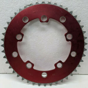 PETE'S PRECISION PRODUCTS PPP 44t Chain Ring Old School Sprocket Freestyle BMX
