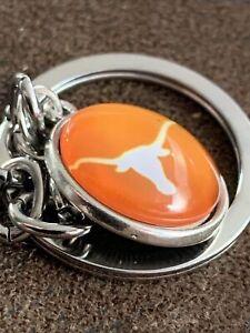 Stylish TEXAS LONGHORNS College University NCAA American Football Key Ring