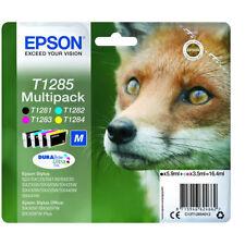 EPSON T1285 4 PACK FOR STYLUS OFFICE BX305F BX305FW