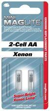 Maglite lm2a001 lámpara de repuesto para Maglite mini 2 Cell linterna 2er Pack