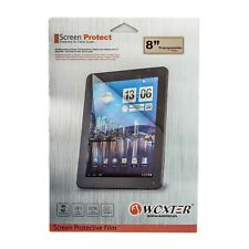 Protector Woxter Film 8' Transparente Tablet/PC Nuevo