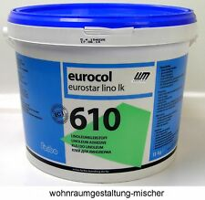 Forbo EUROCOL EuroStar Lino LK 610 Linoleumkleber 13 Kg Korkmentkleber Klebstoff