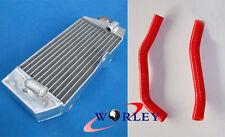 For YAMAHA YZ85 YZ 85 2002-2011 03 04 05 06 07 Aluminum Radiator + Silicone Hose
