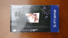 """New Sony DPF-VR100 10.2"""" Digital Picture S Frame 