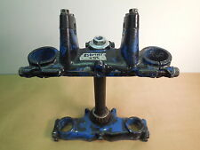 1983 Suzuki RM125 Triple trees tree handlebar bar clamps clamp 83 RM 125