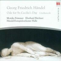 George Frideric Handel - Handel - Ode for St. Cecilia's Day [CD]