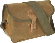 Jack Pyke Cartridge Bag Hunting Sports Ammo Bag Duotex Canvas