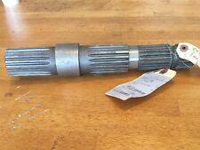 Servis Rhino Cy60, Cy72 Rotary Mower Gearbox Input Shaft 00770735