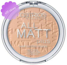 Catrice All Matt Plus Shine Control Powder Lasts up to 12h Choose Shade 010 Transparent
