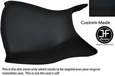 BLACK AUTOMOTIVE VINYL CUSTOM FITS BMW R 1150 R R1150R FRONT SEAT COVER ONLY