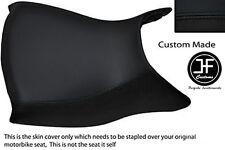 Vinilo negro automotriz Personalizado se Ajusta BMW R 1150 R R1150R Delantero Cubierta de asiento solamente
