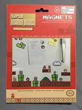 Paladone Super Mario Brothers Collectors Edition Magnets Sealed New!