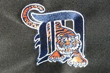MLB  Detroit Tigers Duffle Bag. Black. New.