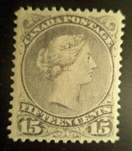 Canada  stamp # 29 mint OG NH F/ VF