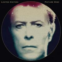 David Bowie, SANTIAGO, Limited Edition PICTURE DISC VINYL LP LTD / 600