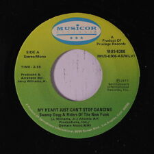 SWAMP DOGG: My Heart Just Can't Stop Dancing / Silly Me 45 Soul