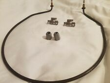 New listing Maytag/Whirlpool Mdbh945Aww Heater Element, Brackets(2), and Heater Nuts(2)