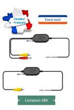 Transmetteur Emetteur + récepteur connexion sans fil camera de recul universel