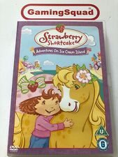 Strawberry Shortcake, Adventures on Ice Cream DVD, Supplied by Gaming Squad