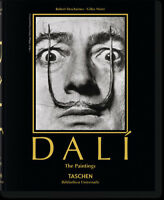 Salvador Dali: The Paintings [New Book] Hardcover