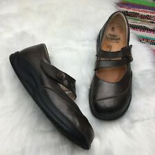 Finn Comfort Womens Sacramento Mary Jane Comfort Flat Shoe UK 8.5 / US 10.5 W