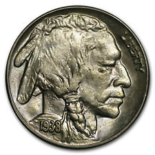 No Dates 1913-1938 Buffalo Nickels $1.00 Face Value 20-Coins SKU#167694