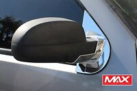 MBCH102 - 2007-2009 Chevrolet Tahoe Chrome Side Mirror Post Base Cover