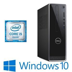 Dell Inspiron 3250 SFF Desktop PC Intel i5 6400 8G 500G DVDRW WiFi HDMI Win 10