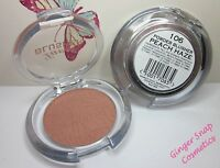 Laval Pressed Powder Blusher Blush Compact Hot Pink Peach Mulberry Red Nude
