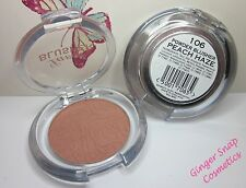 LAVAL Powder Blusher Multiple Shade Available Peach Haze 106