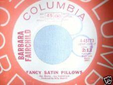 "7"" BARBARA FAIRCHILD COLUMBIA NOT FOR SALE"