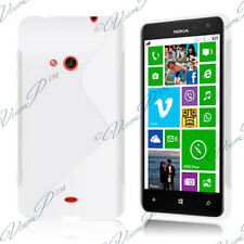 Housses Coque Etui Trans TPU S Silicone GEL Motif S Vague Films Nokia Lumia 625