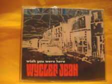MAXI Single CD WYCLEF JEAN Wish You Were Here PROMO 1TR 2000 hip hop