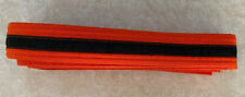 NEW Karate Orange Belt With Black Stripe