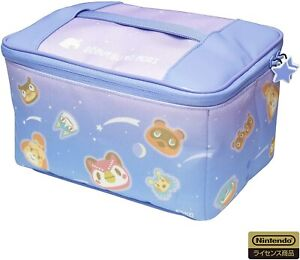 Pre-order HORI Animal Crossing Storage Bag for Nintendo Switch from JPN NEW