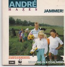 Andre Hazes-Jammer 3 inch cd single