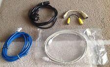 Computer Zubehör Kabel und Anschlussleitungen Drucker 6-teilig neuwertig