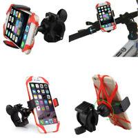 New Phone Holder Mount Bracket Rotatable Bike 360 Degree Bicycle Phone Holer LI