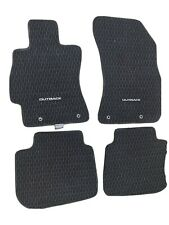 NEW 2015-2019 Subaru Outback Genuine OEM Factory Original Floor Mats J501SAL000