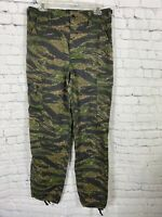 TRUE-SPEC Professional Grade Men's Camo Pants Size Small Regular