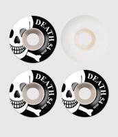 Death skateboards wheels FREE J&J'S STICKER AND BADGE