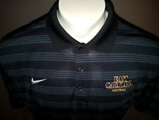 East Carolina University Football Nike Dri Fit Men's XL Embroidered Golf Shirt